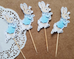 Peter Rabbit - Toppers