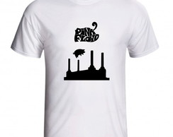 Camiseta Pink Floyd Album Animals Pig Dogs