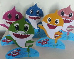 Display de mesa Baby Shark