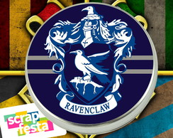 Latinhas Personalizadas Festa Harry Potter Corvinal