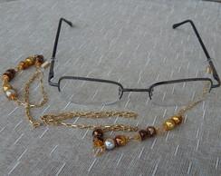 Cordinha para Oculos Vermelha Cordao Salva Oculos Leitura   Elo7 4dccb443f9