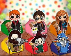 forminhas harry potter