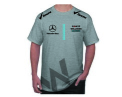 Camiseta Formula 1 F1 - Williams 2019