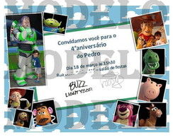 { CONVITE DIGITAL TOY STORY }