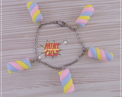 Pulseira Marshmallows
