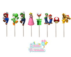 100 Toppers Mario Bros