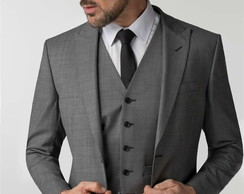 Jordhan Performance Tailored Slim Fit Light Grey
