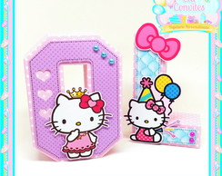Letras 3D Hello Kitty