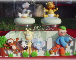 Mini kit menino + safari