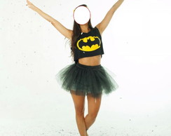 3180c9fadc2 ... Cropped Carnaval - Batman