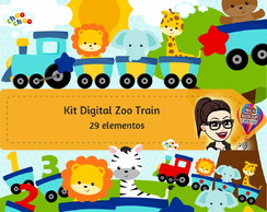 Kit Digital | Zoo Train