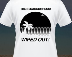 fe607c6379d7a Camiseta The Neighbourhood Wiped Out Masculina