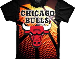 Camiseta Chicago Bulls Basquete