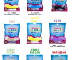 2d63377184d Massa De Eva Foamy Original 10 Pacotes De 50 Grs no Elo7
