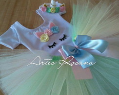 Fantasia Infantil Unicornio Baby No Elo7 Artes Rosana E8c325
