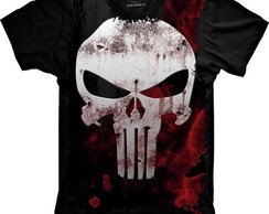 7a34b2f614 ... Camiseta Justiceiro The Punisher