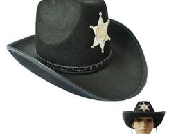 Chapeu Cowboy Xerife em Croche  5735caa1021