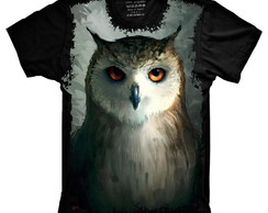 Camiseta Coruja Great Owl