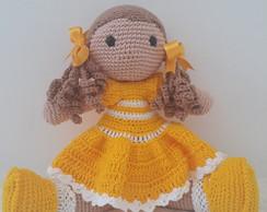 Boneca Amigurumi no Elo7 | Ateliê Derli Fantinati (EADEC7 ... | 194x244