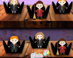 Forminha de Doces Harry Potter