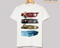 Camiseta poliéster Game Of Thrones
