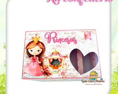 Kit Mini Confeiteiro Princesa