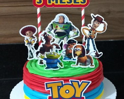 CAKE TOPPER TOY STORY