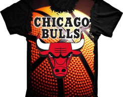 Camiseta Chicago Bulls NBA - A3 no Elo7  2432c88fe4a