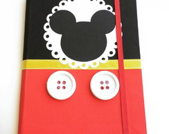 Porta Documentos Infantil - Mickey
