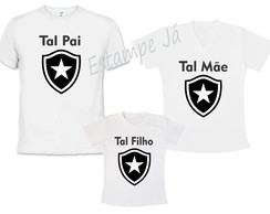 Camisetas Personalizadas do Botafogo Camiseta do Botafogo