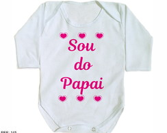body de bebe ribana sou do papai