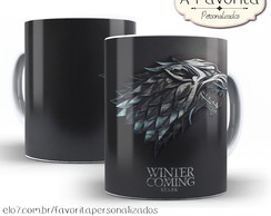 Caneca Game of Thrones - Starks II