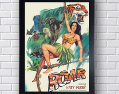 Poster Decorativo Katy Perry