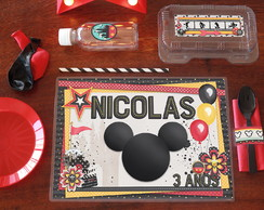 Kit Festa Escolar do Mickey