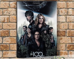 Placa decorativa - The 100