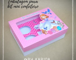 KIT MINI CONFEITEIRO_PRINCESA SOFIA
