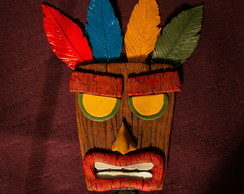 Aku aku - Crash bandicoot