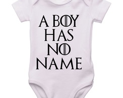 "Body infantil ""A Boy Has No Name"" - Game of Thrones"