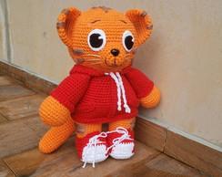 Handmade Daniel Tiger jodi leo teddy platypus crochet doll | Etsy | 194x244