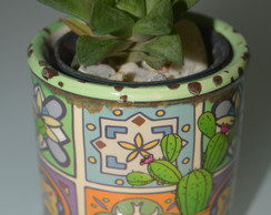 Mini Vaso Decorativo de Cerâmica