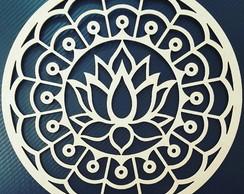 Mandala Flor De Lotus Elo7