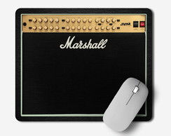Mouse Pad - Amplificador Marshall
