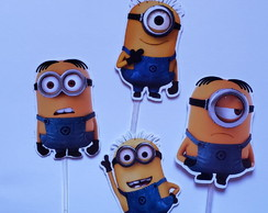 Toppers Minions, Tags Minions