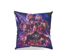 Almofada Avengers End Game Vingadores Ultimato 30 X 30