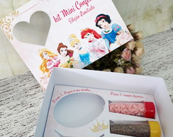 Kit Mini Confeiteiro Princesas