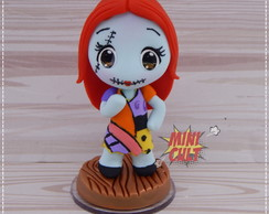 Mini Toy Chibi Sally (O Estranho Mundo de Jack)