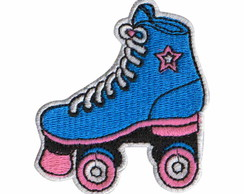 Patch Bordado - Moda Patins DV80608