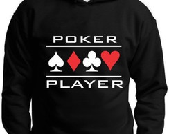 Moletom Poker