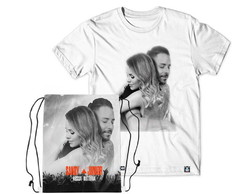 Kit Sandy e Junior - Camiseta e Mochila