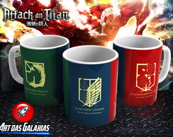 Caneca Attack on Titan MOD7